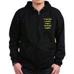 Not Nerd Rogue Zip Hoodie (dark)
