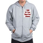 Honor Roll Bully Zip Hoodie