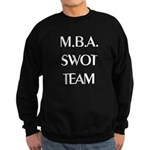 MBA SWOT Team Sweatshirt (dark)