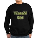Wasabi Girl Sweatshirt (dark)
