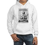 Buddhism Philosophy of Love Hooded Sweatshirt
