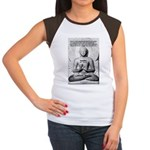 Buddhism Philosophy of Love Women's Cap Sleeve T-S