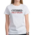 End Liberal Psychobabble Women's T-Shirt