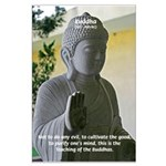 Eastern Philosophy: Buddha Large Poster