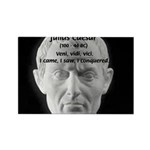 Great Roman: Julius Caesar Rectangle Magnet (100 p