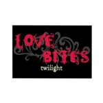 Love Bites Twilight Rectangle Magnet (100 pack)