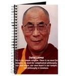 His Holiness the Dalai Lama Journal