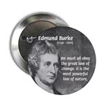 "Edmund Burke 2.25"" Button (10 pack)"