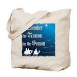 """Remember the Reason"" Tote Bag"