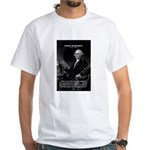 President George Washington White T-Shirt