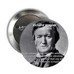 "Musician Richard Wagner 2.25"" Button (100 pack)"