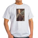 French Philosopher: Voltaire Ash Grey T-Shirt