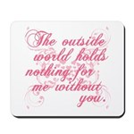 Twilight Valentine Mousepad