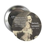 "Rationalist Baruch Spinoza 2.25"" Button (10 pack)"