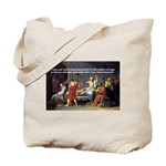 Socrates: Knowledge Books Wisdom Tote Bag