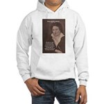 Writer Percy Bysshe Shelley Hooded Sweatshirt