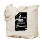 Mary Shelley Frankenstein Tote Bag