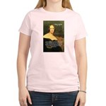 Writer Mary Shelley Women's Pink T-Shirt