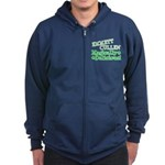 Emmett Magically Delicious Zip Hoodie (dark)