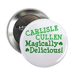 Carlisle Magically Delicious 2.25&quot; Button (10 pack
