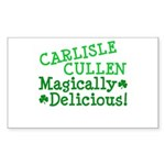 Carlisle Magically Delicious Rectangle Sticker 10