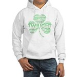 Twilight Shamrock Hooded Sweatshirt