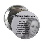 "Tragic Love: Romeo and Juliet 2.25"" Button (100 pa"