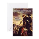 Tragedy of Hamlet Greeting Cards (Pk of 10)