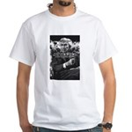 Russell: Logic and Opinion White T-Shirt