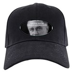 Franklin D. Roosevelt Black Cap