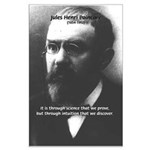 Theoretical Science Poincare Large Poster