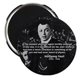 Wolfgang Pauli: Principles in Physics Magnet
