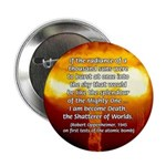 "Atomic Bomb: Oppenheimer 2.25"" Button (100 pack)"