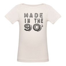 Made in the 90's Organic Baby T-Shirt