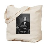 Eternal Poetry Thomas More Tote Bag