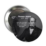 "Irish Poet: Thomas Moore 2.25"" Button (10 pack)"