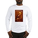 Power of Change Karl Marx Long Sleeve T-Shirt