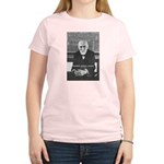 Nobel Prize Physics Lorentz Women's Pink T-Shirt