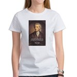 Change and John Locke Women's T-Shirt