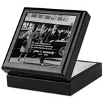 Education John F. Kennedy Keepsake Box