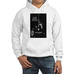 Famous Quote from JFK Hooded Sweatshirt