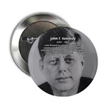 American Politics JFK Button