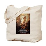 Jesus Kingdom of Heaven Tote Bag