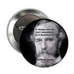 William James Life and Change Button