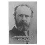 Prejudice William James Large Poster