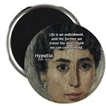 Wisdom of Greece: Hypatia Magnet
