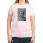 Thomas Huxley and Darwin Women's Pink T-Shirt