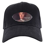 David Hume on Beauty Black Cap