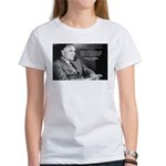 Exploration: Edwin Hubble Women's T-Shirt