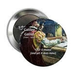 "Stubborn Resistance Galileo 2.25"" Button (100 pack"